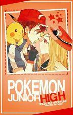 Pokémon Junior High (Amourshipping) by MrsKetchum
