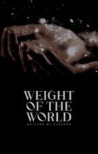 Weight of the World ▷ Anakin Skywalker by cheryIbIossom