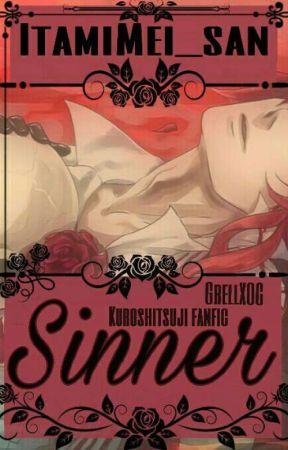 Sinner | Kuroshitsuji Fanfic | ItamiMei_san by ItamiMei_san