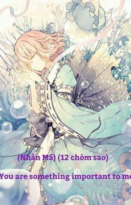 Đọc truyện (Nhân Mã) (12 chòm sao) You are something important to me !