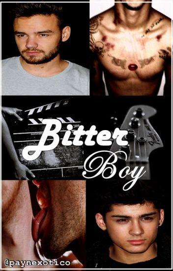 Bitter Boy ☯ Ziam [ABO]