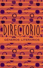 Géneros literarios by Directorio