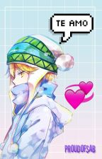 Te amo | Yukine x Lectora by -crymelii