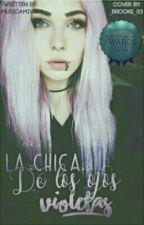 La Chica De Los Ojos Violetas #NDAWARDS2016 #ColorFulAwards  by musicamivida