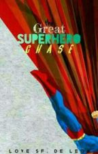 The Great Superhero Chase by BlueVelvetShirt