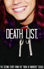 Death List - Larry Stylinson by SoAreTheyInLove