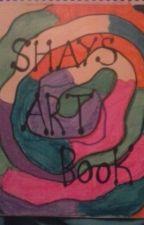 ShayShay's Art Book by JennyGordain