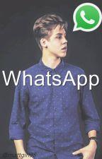 WhatsApp || Matthew Espinosa by mattgirl98