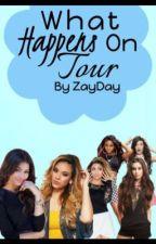 What happens on tour by Zendinahs-hxe