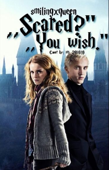 ",,Scared?"" ,,You wish."" 