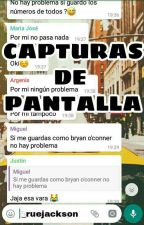 Capturas de WhatsApp by Indirectly_Kogan