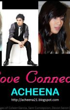 LOVE CONNECTS (A SAMVON-MATIVON-DEVQUEN FF) by AthenaManzano-Tan