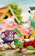 The three little pigs by thatpshyco_kid