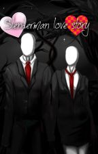 Slenderman - Love Story PL by PandaLP