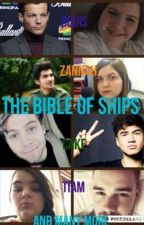 The Bible Of Ships by Liamslittlesnowflake