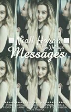 ✖ Messages ✖ Niall Horan ✖ by Wikaqx