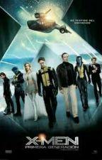 X-Men Primera Generación by alexis46_46