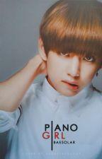 Piano girl, 缘份 ◈ TaeHyung by corblau