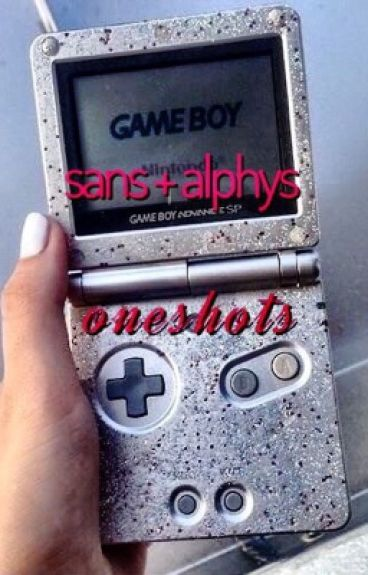 Sans x Alphys OneShots!!