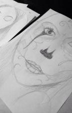 My sketchbook by AmazingNinjaPie