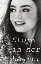 Storm in her heart. by DOBCLK