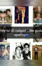 ¡Hey Tu! ¡El Nalgon!  Josyan  by MouqueCipriano