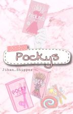 Pockys. [One Shot] by Jihan_Shipper