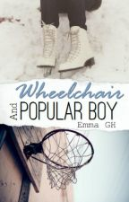 Wheelchair and Popular Boy (discontinued until further notice) by Queen_OfWords16