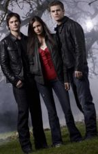 The vampire diaries by luckynumber6