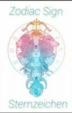 Zodiac Sign ~ Sternzeichen by Miss_Nox