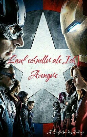 Lauf schneller als Ich |Avengers