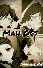 Mah Ocs by ImaweirdKat