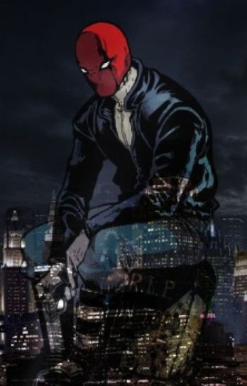 Shades Of Red (Jason todd/Red hood fanfic)