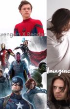J.A.R.V.I.S (Just Avengers & Reader Vision Imagine Stories...?) by Asgardian_Bee
