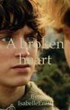 Lotr Broken heart... by IsabelleEri01