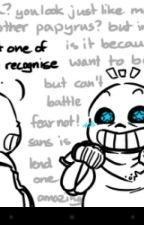 Undertale Meets Underswap (Skelebros!) by imagine_write_dream
