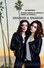 Shanon & Sharon by catxdivana