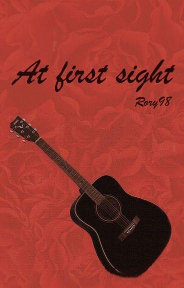 At first sight [Da Revisionare]