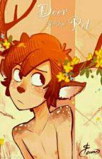 Deer Pet {BillDip} by The_Fandom_Artist