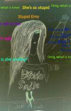 Broken Smile (JeffXJade) by Leave_Me_Alone_13596