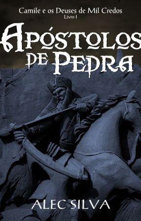 Apóstolos de Pedra by AlecSilva
