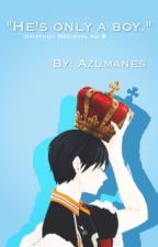 """""""He's only a boy."""" (Haikyuu Medieval AU) by azumanes"""