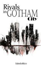 Rivals In Gotham City - Larry&Ziam by psycuttie