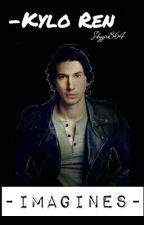 Kylo Ren Imagines (Requests Open) by ReyxSolo