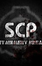 SCP fanfic by lullabie12