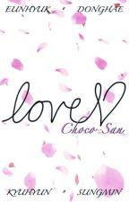 LOVE [Eunhae & Kyumin +18] by Choco-San
