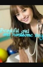Beautiful Girl And Handsome Boy by SyaSyanan