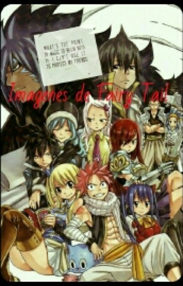Imagenes de Fairy Tail