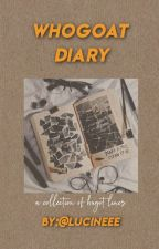 Whogoat Diary by iPrincessAndee