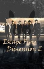 Escape From Dimension Z (B.A.P) by HyoYomin